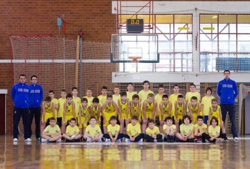 Selekcija Skola kosarke 2012:2013 -1
