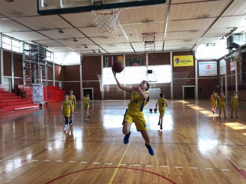 Skola košarke 2016 -15