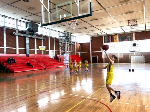 Skola košarke 2016 -16