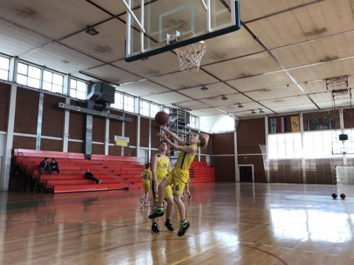 Skola košarke 2016 -17