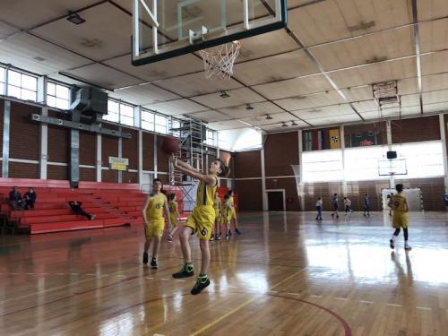 Skola košarke 2016 -18