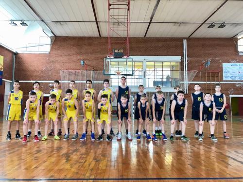 Skola košarke 2016 -19