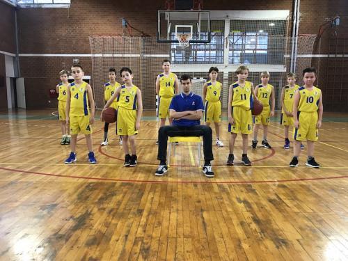 Skola košarke 2016 -2